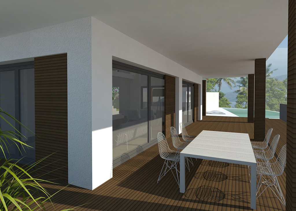 b-estudio proyecto casa Carenage 11