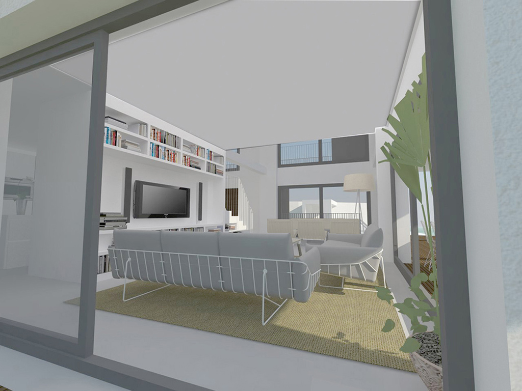 b-estudio proyecto casa Carenage 12