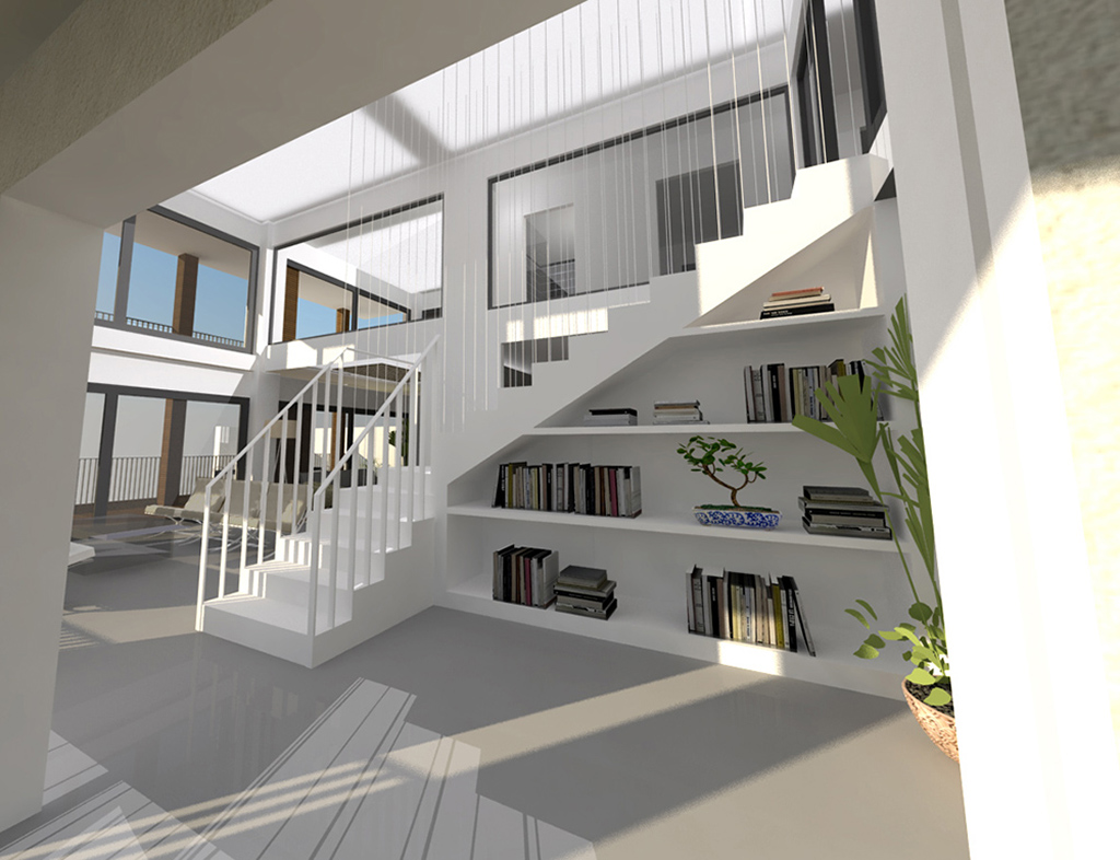 b-estudio proyecto casa Carenage 4